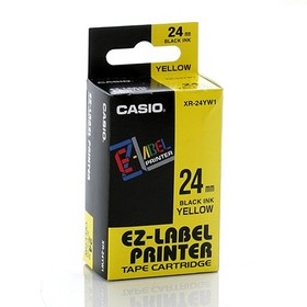 Casio Color Tape 24mm XR-24