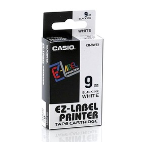 Casio Color Tape 9mm XR-9WE