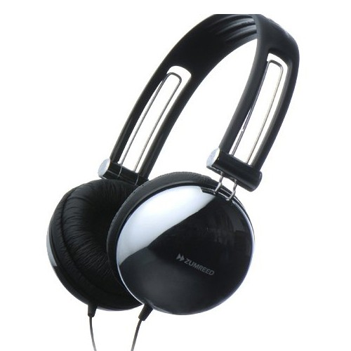 Zumreed Headphones Mirror Retro ZHP-005 - Silver