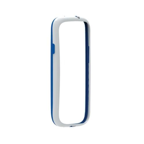 Anymode Bumper Case for Samsung Galaxy S III - Blue