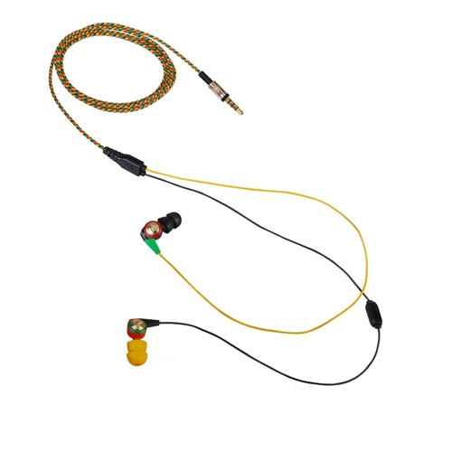 Aerial7 In-Ear Headphones Neo - Dark Rasta