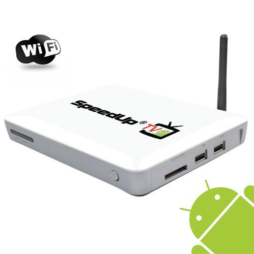 SpeedUp TV Euphoria Plus - White