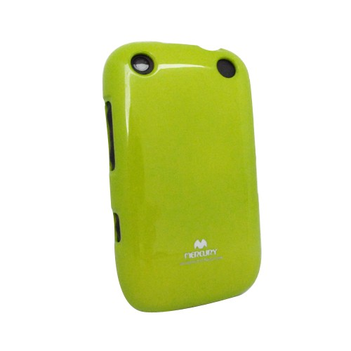 Wellcomm Case Armstrong Mercury Jelly for BlackBerry 9320 - Lime