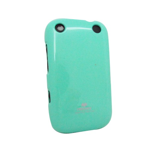 Wellcomm Case Armstrong Mercury Jelly for BlackBerry 9320 - Mint