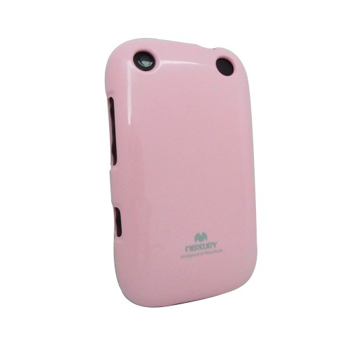 Wellcomm Case Armstrong Mercury Jelly for BlackBerry 9320 - Pink