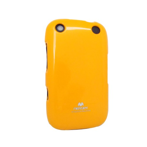 Wellcomm Case Armstrong Mercury Jelly for BlackBerry 9320 - Yellow
