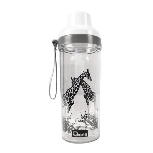 Oxone Double Wall Glass Giraffe OX-032M