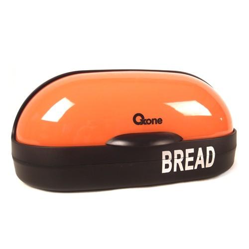 Oxone Tempat Roti Q Plastic Bread Bin OX-421 - Orange