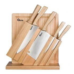 Oxone Pisau Dapur Wooden Kn