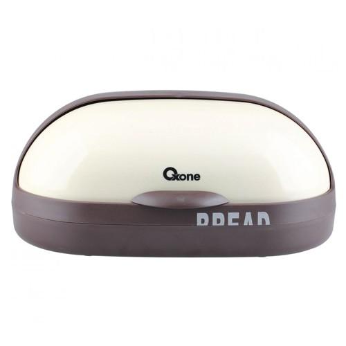 Oxone Tempat Roti Q Plastic Bread Bin OX-421 - Ivory