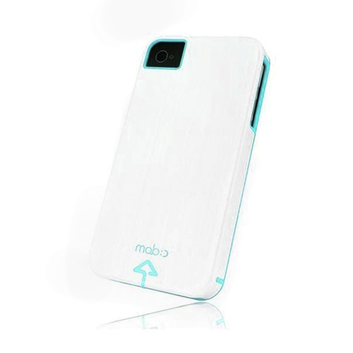 MOBC Case iPhone 4/4s Color Racer - Sky Blue