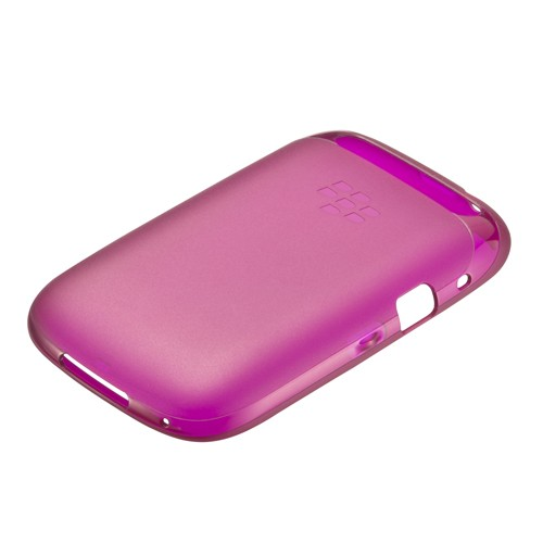BlackBerry Soft Shell Case Original for Curve 9220 / 9320 Davis / Amstrong - Fuchsia
