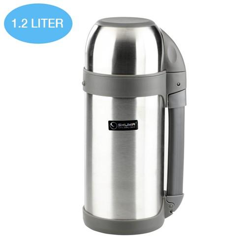Shuma Vacuum Wide Mouth Flask SWMV1200 - 1.2 liter