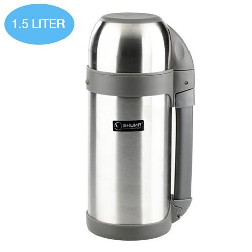 Shuma Vacuum Wide Mouth Flask SWMV1500 - 1.5 liter