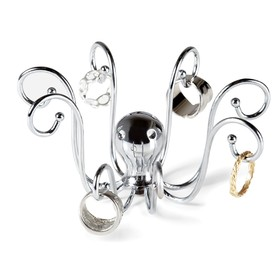 Umbra Ring Holder Chrome -