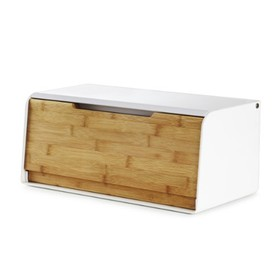 Umbra Slice Bread Box - Whi