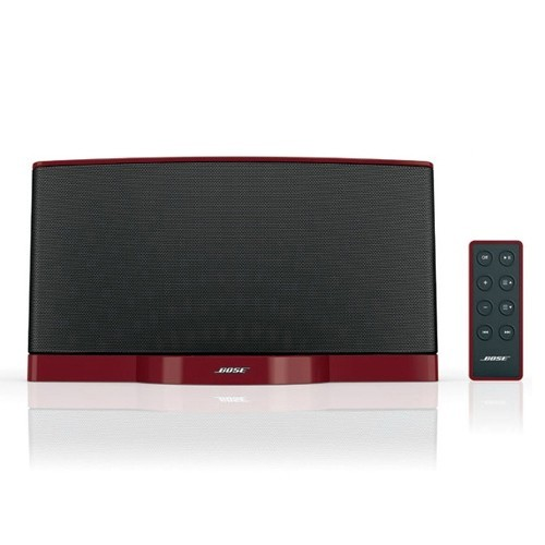 Bose SoundDock Series II Digital Music System - Red