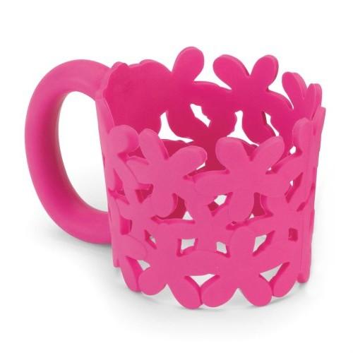 Umbra Dandisleeve Mug Holder - Fuchsia