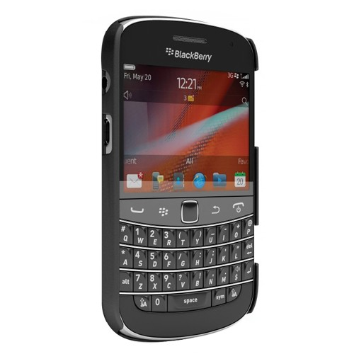 Cygnett Case Cygnett Frost Matte Slim for BlackBerry Bold 9900/9930 Dakota - Black