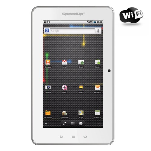 SpeedUp PAD S1 - White