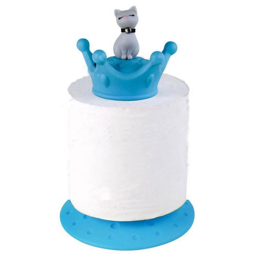 Zans Kati Paper Towel Stand - Blue