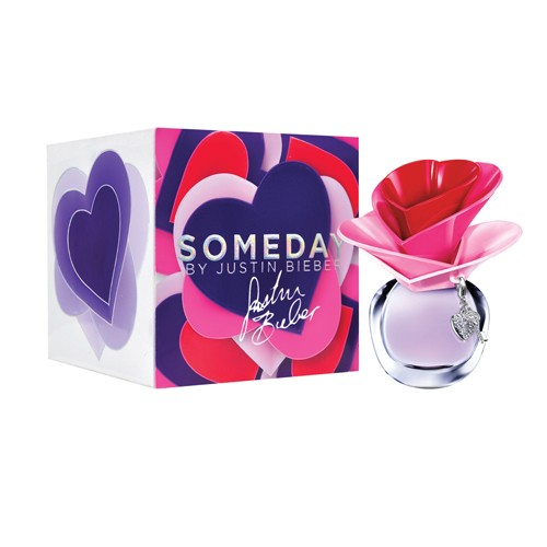 Parfum Justin Bieber Someday - 100 ml