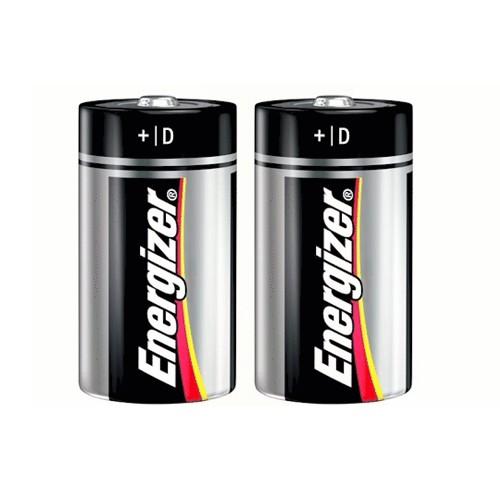 Energizer Baterai Alkaline E95 BP2 Size D