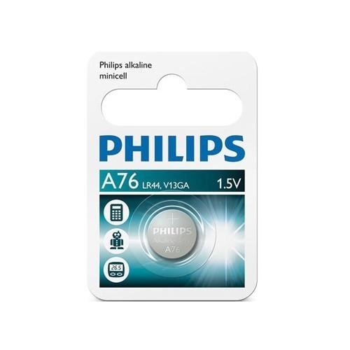 Philips Baterai Lithium Minicell LR44