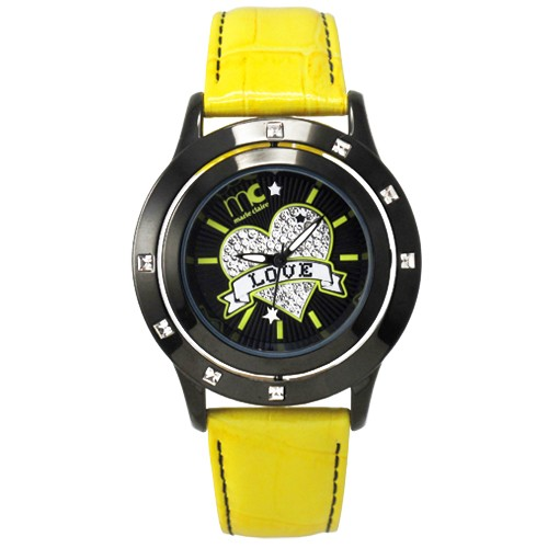 Marie Claire Watch MC2702 - Yellow