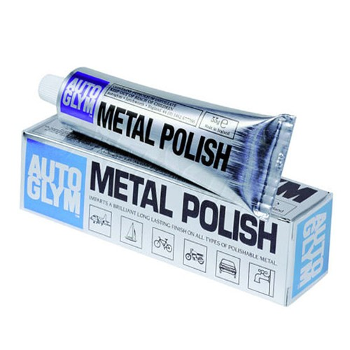 AutoGlym Metal Polish - 55 Gram