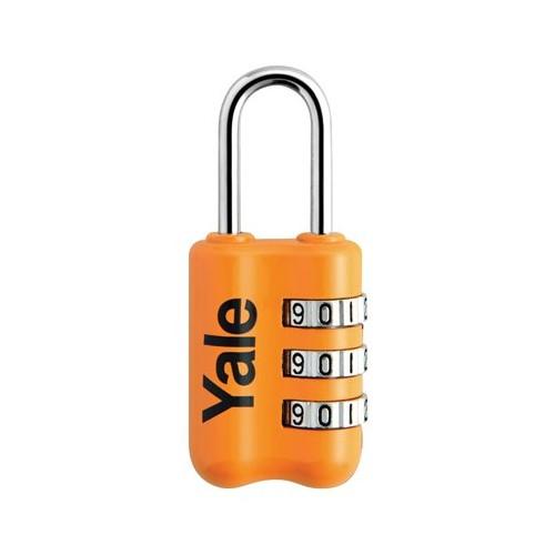 Yale Multi Code Lock YP2/23/128/1Orange