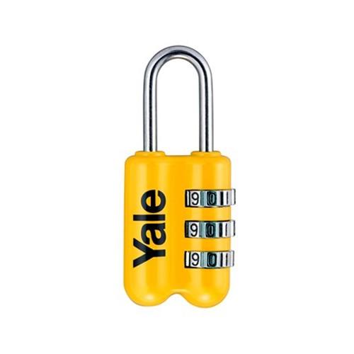 Yale Multi Code Lock YP2/23/128/1Yellow