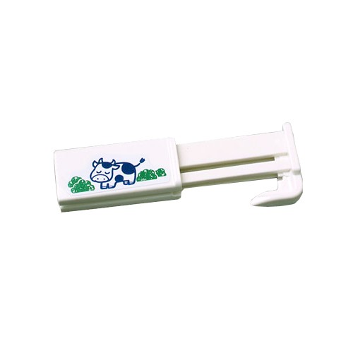 Clip Susu karton LEC KN K533 - White