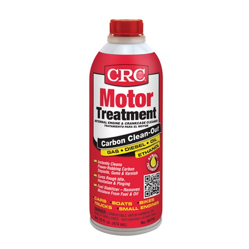 CRC Motor Treatment 05316 - 16oz
