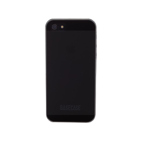 Basecase Protective Case for iPhone 5 - Smoke