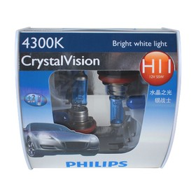 Philips Lampu Mobil  - Crys