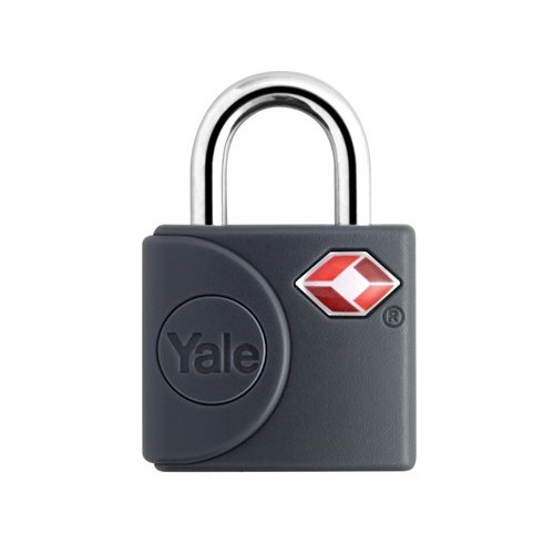 Yale Gembok Keyed Lock YTP4/25/111/2 - Grey