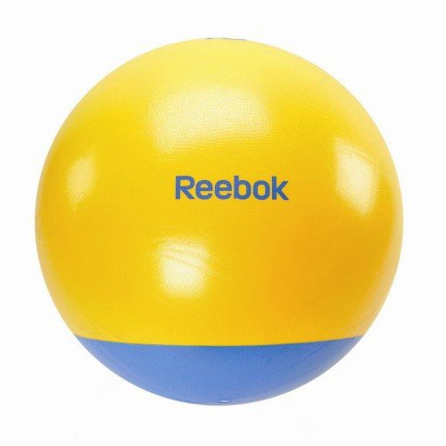 Reebok Bola Karet Fitness 65 cm - Cyan