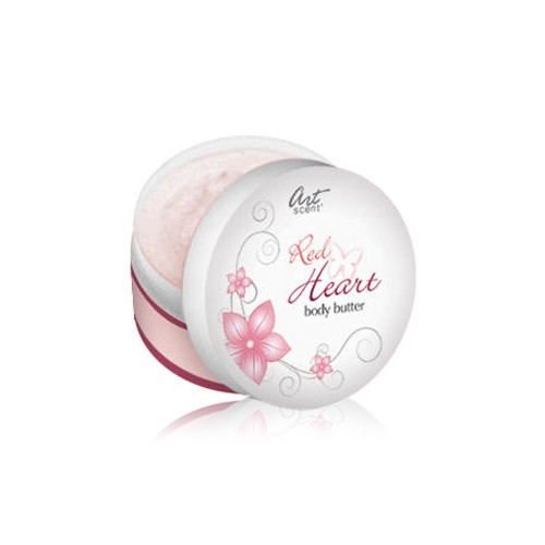 ArtScent Body Butter Red Heart for Female 250 ml
