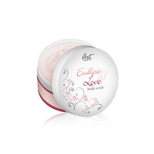 ArtScent Body Scrub Endless Love for Female 250 ml