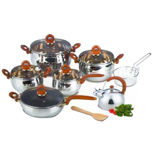 Panci Set Oxone Classic Cookware (OX-966)