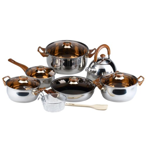 Panci Set Oxone Eco Cookware (OX-933)