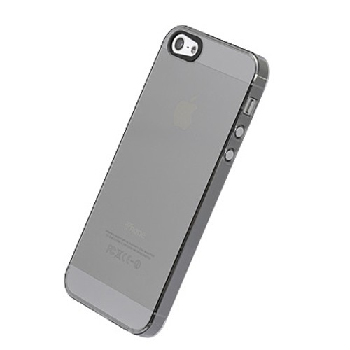 Power Support Air Jacket for iPhone 5 - Clear Black