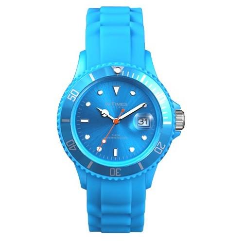 Jam Tangan InTimes IT044 - Lumi Blue