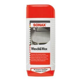 Shampoo + Wax Mobil Sonax -