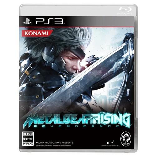 Sony Playstation 3 Game Metal Gear Rising
