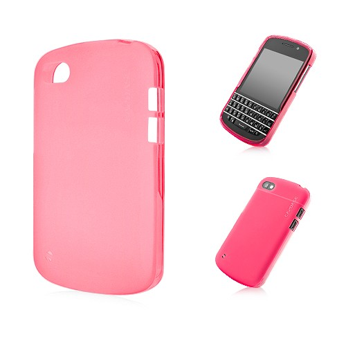 Capdase Case  Xpose for BlackBerry Q10 - Red