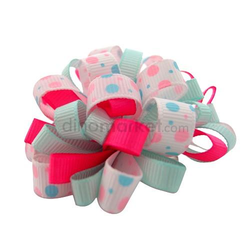 Callista Jepit Rambut - Bubble Pink