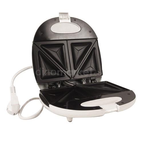 Oxone Sandwich Toaster OX-835 - White