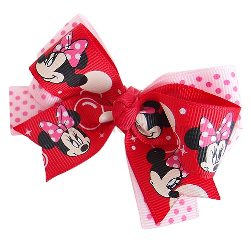 Callista Jepit Rambut - Red Mini Mouse